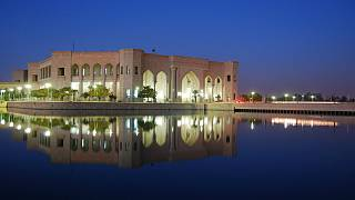 یکی از کاخهای صدام حسین