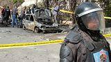 مقتل شرطيين وإصابة ثلاثة آخرين في انفجار استهدف مدير أمن الإسكندرية