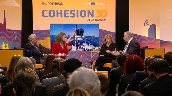 ویژه برنامه یورونیوز به مناسبت سیامین سالگرد سیاست انسجام اروپا