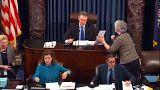 Trump, gece yarısı Kongre'den geçen 1.3 trilyon Dolarlık bütçe tasarısını imzaladı