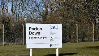 Μ. Βρετανία: Διαψεύδει το Porton Down διαρροή τοξικής ουσίας