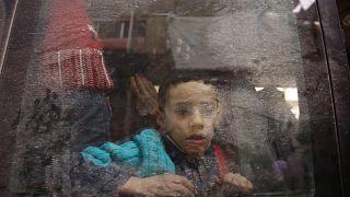 دوما أخر حصون المعارضة في الغوطة تستعد للتسليم