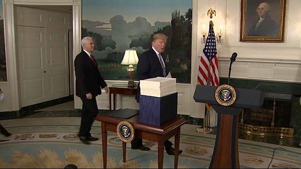 Estados Unidos evita un nuevo cierre del Gobierno federal