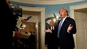"""""""Shutdown"""" abgewendet: Trump akzeptiert Haushaltsgesetz"""