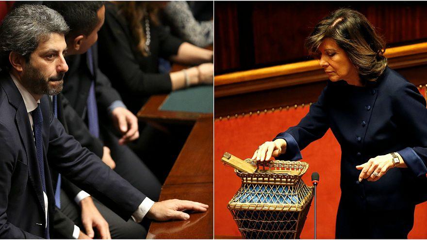 A Fico e Casellati le presidenze delle Camere