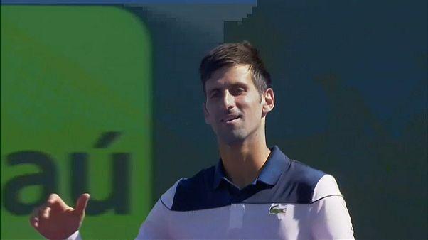Tenis: Miami Açık'ta Djokovic elendi