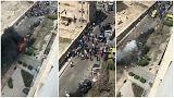 انفجار در اسکندریه مصر