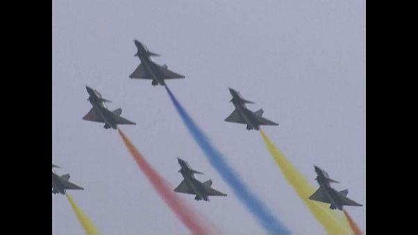 Le chasseur chinois Chengdu J-20 est opérationnel