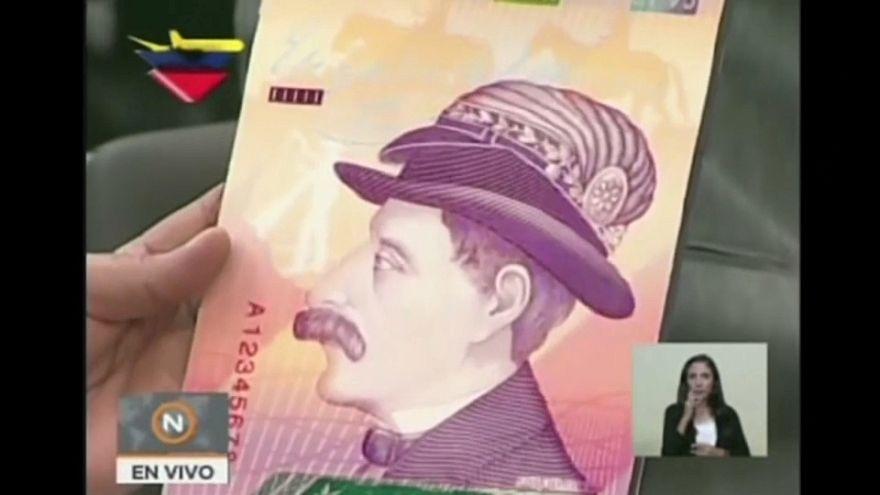 "Venezuela, nasce il ""Bolivar sovrano"""