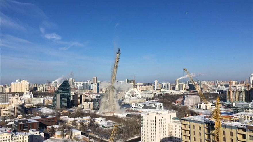 Екатеринбург: так проходит мирская слава