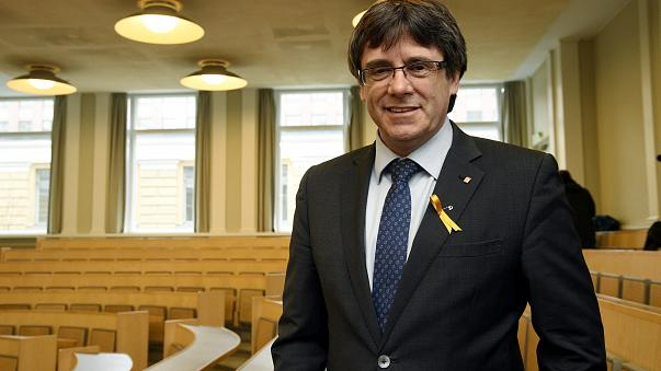 Finnish police receive arrest warrant for Puigdemont, but they don't know where he is