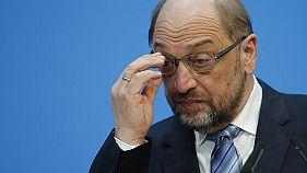 Martin Schulz (62) sieht sich als Sündenbock der SPD
