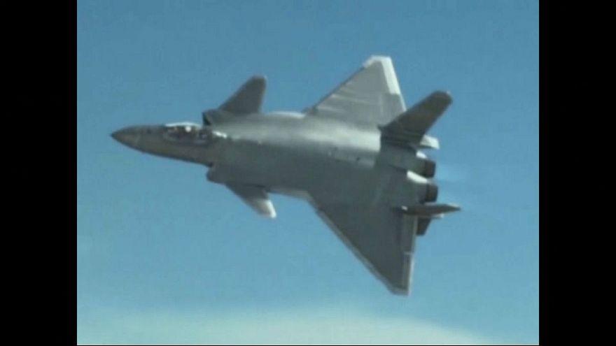 Çin'in yeni nesil savaş uçağı artık göklerde