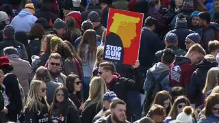 Protest took place across the US