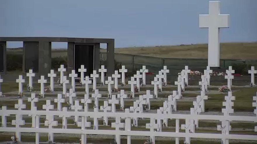 Αργεντινή: Ταυτοποίηση νεκρών του πολέμου του 1982