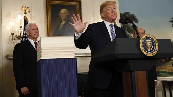 Donald Trump cède (finalement) face au Congrès