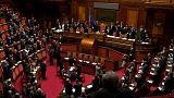 İtalya Parlamentosu başkanlarını seçti