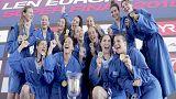 Πόλο: Χρυσό μετάλλιο η εθνική γυναικών στο Europa Cup