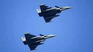 """غارة جوية أمريكية  بالتنسيق مع حكومة السراج  تقتل """"إرهابيين اثنين"""" جنوب ليبيا"""