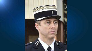 Frankreich trauert um getöteten Polizisten