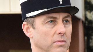 El teniente coronel de la gendarmería francesa Arnaud Beltrame.