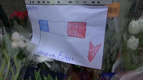 Франция воздает должное мужеству Арно Бельтрама
