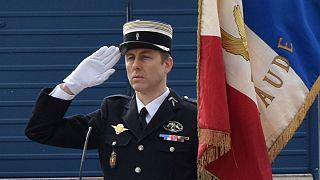 Arnaud Beltrame tinha 44 anos, era casado e um oficial dedicado ao país