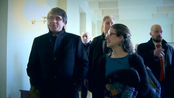 Puigdemont in Deutschland festgenommen