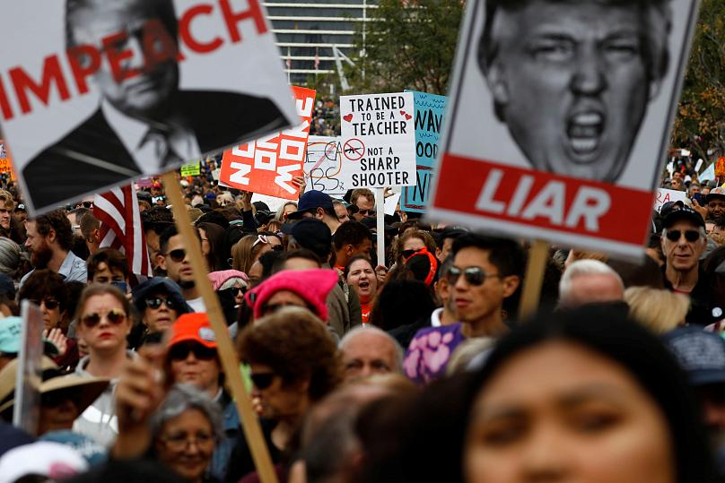 Foto: REUTERS/Patrick T. Fallon
