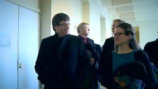 Puigdemont sietve távozott Finnországból