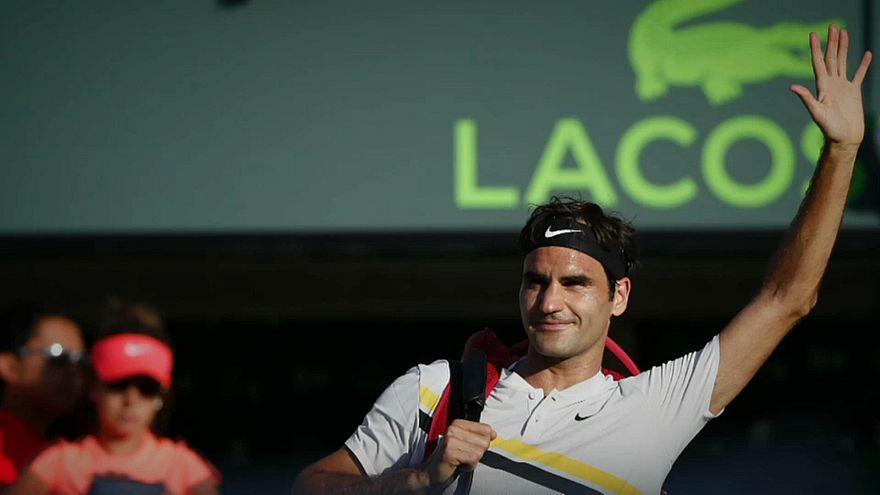 Tenis: Federer Miami'de elendi, yeni dünya 1 numarası Nadal