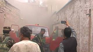 داعش مسئولیت حملات انتحاری صبح یکشنبه در هرات را برعهده گرفت