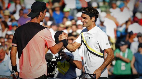 Federer cae en Miami y cede el nº 1 a Nadal