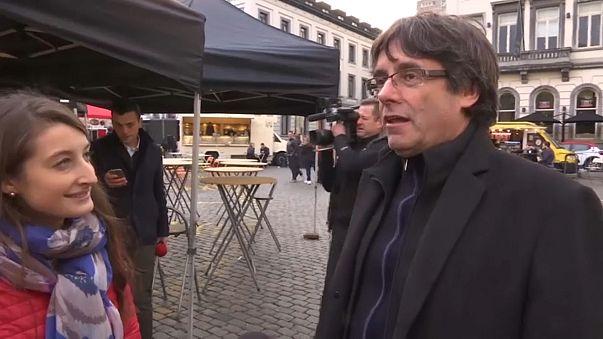 L'ex-président catalan Carles Puigdemont arrêté en Allemagne