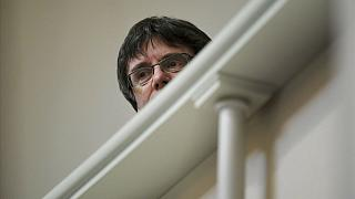 Katalan lider Carles Puigdemont Almanya'da gözaltına alındı