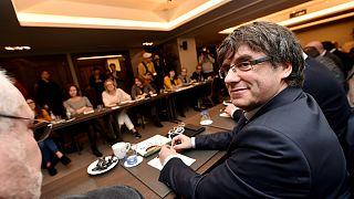 وکیل کارلس پوجدمون از بازداشت رهبر پیشین کاتالونیا در آلمان خبر داد
