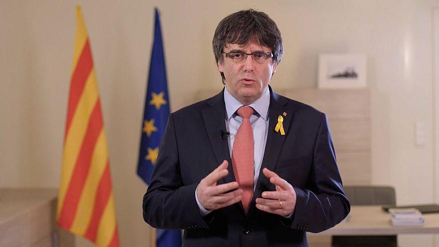 اعتقال الرئيس الكاتالوني السابق كارلس بوتشدمون في ألمانيا