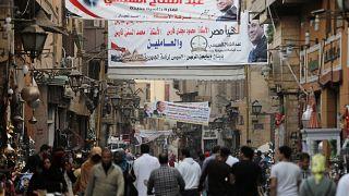 Egypte : les coptes soutiennent Sissi