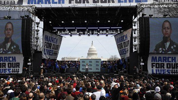 ΗΠΑ: Μεγαλειώδης η «Πορεία για τις ζωές μας»
