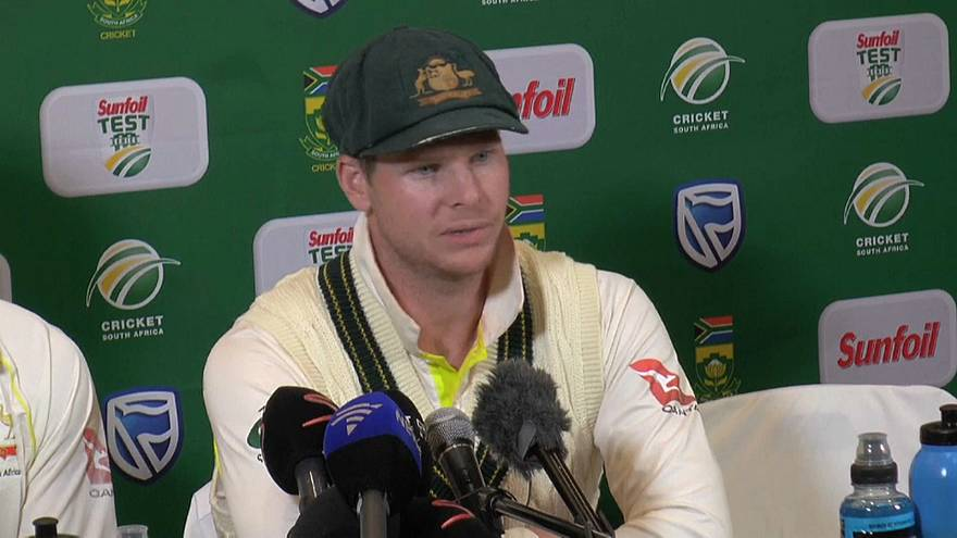 Oz cricket captain banned for one test after ball-tampering