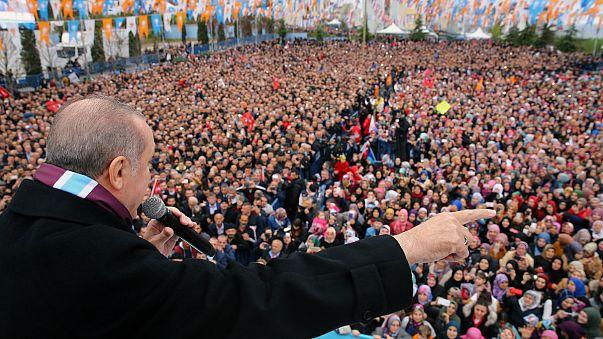 Cumhurbaşkanı Erdoğan: Sincar'a operasyonlar başladı