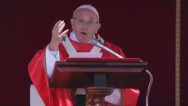 "Папа Франциск - молодежи: ""Не молчите!"""