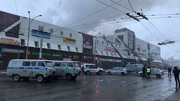 Пожар в Кемерове: десятки погибших и пропавших без вести