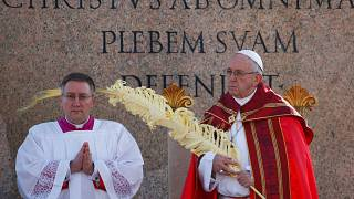 Pope Francis urges youth to 'not allow elders to silence them'