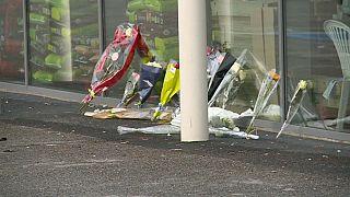 Homenaje a las víctimas del atentado de Trèbes
