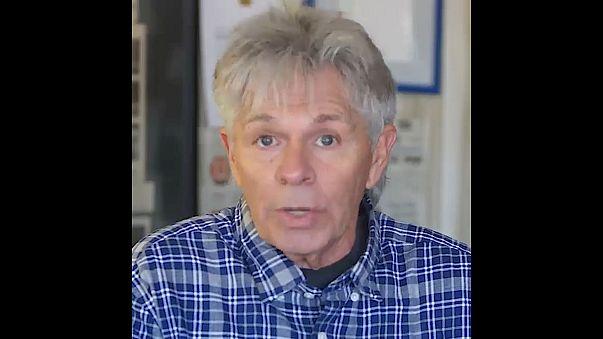 المخترع مايك هيوز من كاليفورنيا