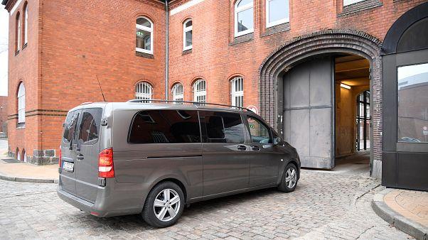 Puigdemont em prisão de Neumünster