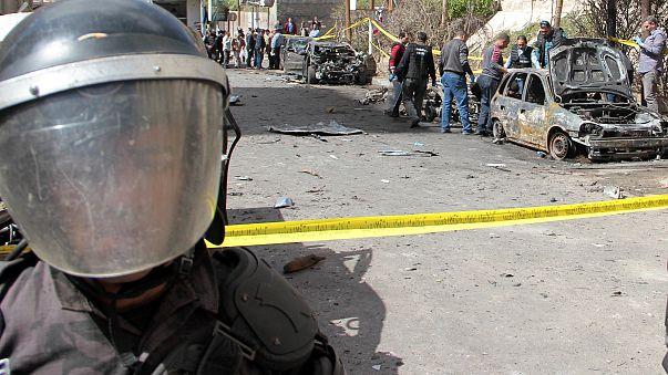 مصر الإسكندرية بعد التفجير