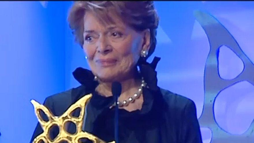 Meghalt az első eurovíziós győztes, Lys Assia
