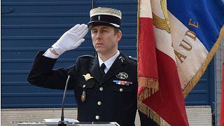 أرنو بلترام ضابط فرنسي برتبة كولونيل